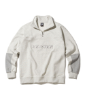 어반스터프() USF MEISTER HALF ZIP SWEAT SHIRTS OATMEAL