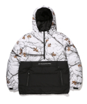 엘엠씨() LMC DOWN ANORAK PARKA winter tree camo