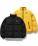 엘엠씨() LMC RETRO REVERSIBLE DOWN PARKA bk/yl