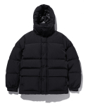 라이풀() RESEARCH HEAVY DOWN PARKA black