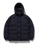 라이풀() RESEARCH HEAVY DOWN PARKA navy
