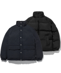 라이풀() PROPER REVERSIBLE DOWN PARKA bk/nv