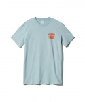 PARADISE YOUTH CLUB / DESIRE SS TEE / TURQUOISE