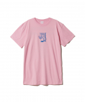 PARADISE YOUTH CLUB / SURRENDER SS TEE / PINK