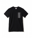 PARADISE YOUTH CLUB / DOOMSDAY SS TEE / BLACK