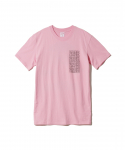PARADISE YOUTH CLUB / DOOMSDAY SS TEE / PINK