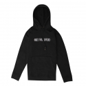 [오베이] OBEY NEW TIMES HOOD (BLACK) [112431019-BLK]