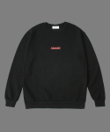 WARM SWEAT SHIRTS BLACK