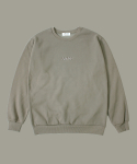 WARM SWEAT SHIRTS MOCHA BEIGE