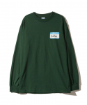 FUCT / HELLO MY NAME IS SATAN L/S / FOREST GREEN