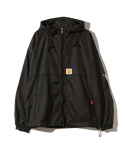 FUCT / FULL ZIP ANORAK JACKET / BLACK