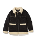 어반스터프() USF OUT SHELL CORDUROY JACKET BLACK