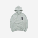 RESEARCH HOODIE - PALE GREEN