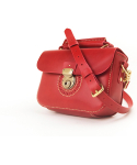 Punching Mini Shoulder Bag (No.1) / Red