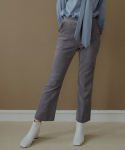 엽페(YUPPE) warm pants_grey