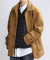Dumpy Winter Coat (Camel)