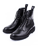 DVS PIPING BOOTS (all black)
