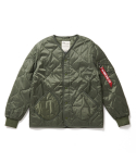 알파 인더스트리(ALPHA INDUSTRIES) UOA:UO X ALPHA INDUSTRIES LINER JACKET-SAGE / CJU46120C1 - SAGE