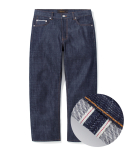 유니폼브릿지(UNIFORM BRIDGE) selvedge denim pants indigo