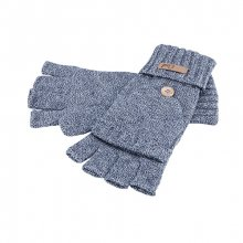 17FW The Cameron Glove Navy Marl