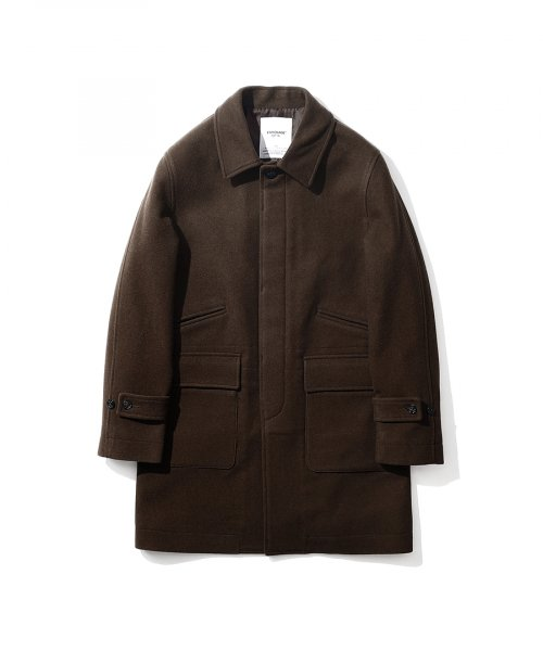 Bluff Wool Single Coat Olive