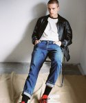 모디파이드() M#1455 danny regular jeans