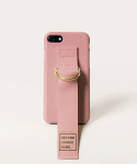 썬(SUN) SUN CASE LEATHER INDIAN PINK