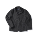 17FW WARM UP WOOL SPORT JACKET CHARCOAL