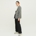 코르카(CORCA) 17 F/W WOOL CHECK BLAZER (GRAY)
