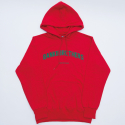 뱅크투브라더스(BANK2BROTHERS) BANKTWOBROTHERS HOODIE (RED)