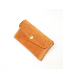 스케르잔도(SCHERZANDO) Card Case (No.1) (Oil Pull-Up)