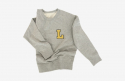 Initial Patch Sweatshirt