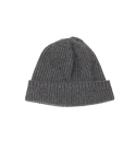 왓에버위원트(WHATEVERWEWANT) [UNISEX] CASHMERE BEANIE [GRAY]