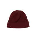 왓에버위원트(WHATEVERWEWANT) [UNISEX] CASHMERE BEANIE [WINE]
