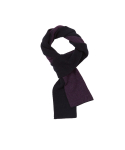 왓에버위원트(WHATEVERWEWANT) [UNISEX] CASHMERE MUFFLER [NAVY/PURPLE]