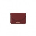 페넥(FENNEC) Fennec Halfmoon Mini Wallet 002 Smoke Red