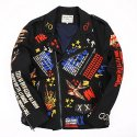 더 매드니스(THE MADNESS) ROCK & ROLL RIDER JKT_BK