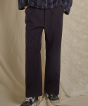 리올그(REORG) BASIC WIDE PANTS NAVY