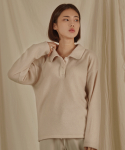 BUTTON LONG SLEEVE IVORY