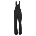 686(686) 17FW WMS BLACK MAGIC INSL OVERALL BLACK