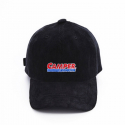 어네이티브(A.NATIVE) KIDS CAMPER CORDUROY BALL CAP (BLACK/BROWN)