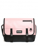 네이키드니스(NEIKIDNIS) [레더] ICON MESSENGER BAG / LEATHER PINK