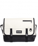 네이키드니스(NEIKIDNIS) [레더] ICON MESSENGER BAG / LEATHER IVORY