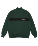 트라이투톡(TRYTOTALK) T37F HIGHNECK 1 BLOCK MTM (GREEN)