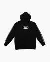 널디(nerdy) NY SCOTCH LINE HOOD BLACK