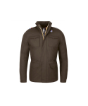 까웨(K-WAY) MANFIELD RIPSTOP MARMOTTA (Brown C Brown D)