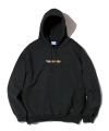 디스이즈네버댓(thisisneverthat) ARC Lower Hooded Sweatshirt Black
