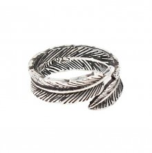 301# NAVAJO FEATHER RING