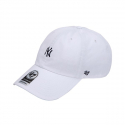 47브랜드(47 BRAND) YANKEES WHITE BASE RUNNER 47 CLEAN UP