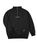 어메이드(AMADE) Classic Anorak Sweat Shirts Black